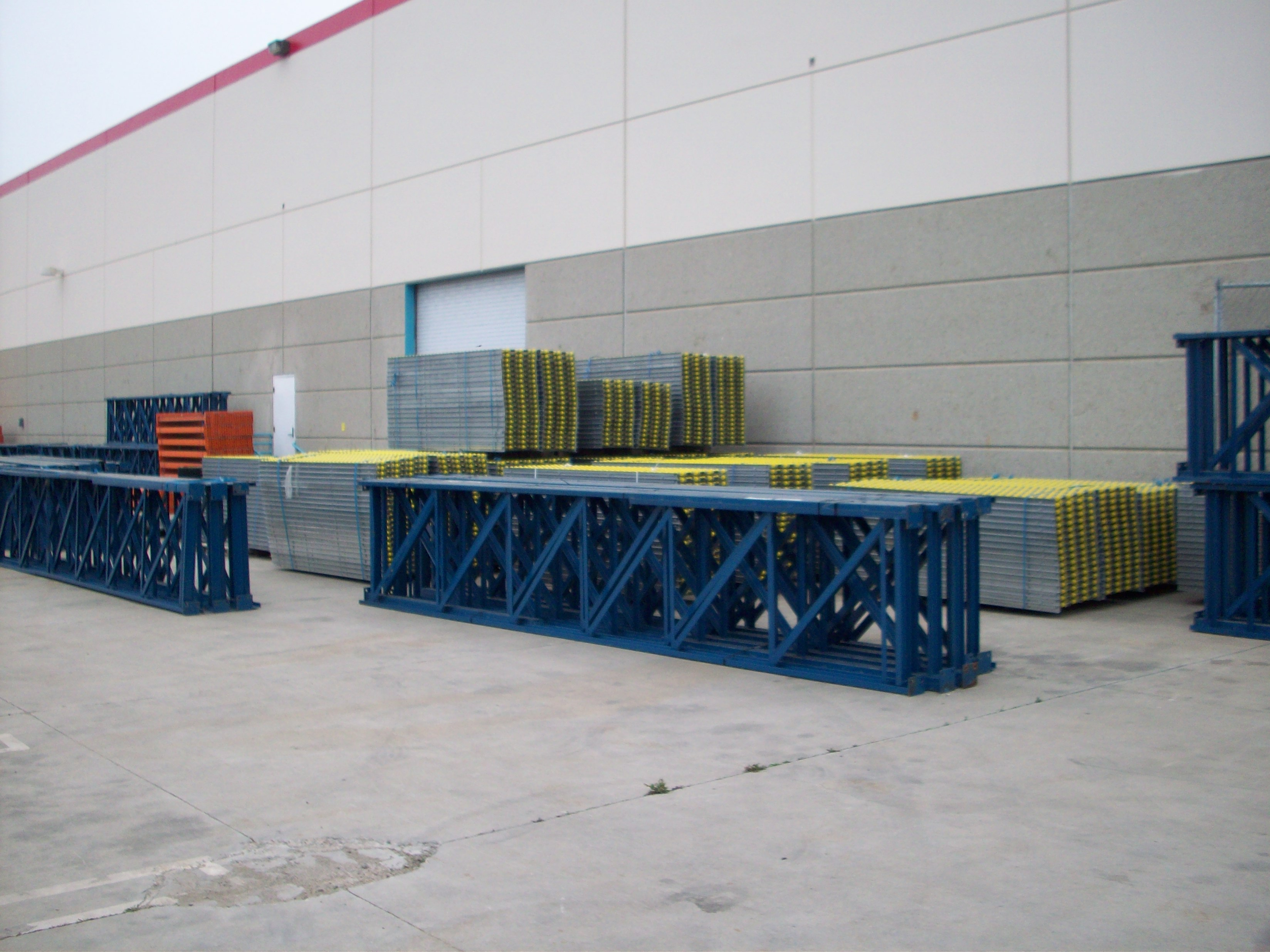 Warehouse Design and Installation
