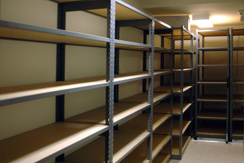 Used Shelving Systems